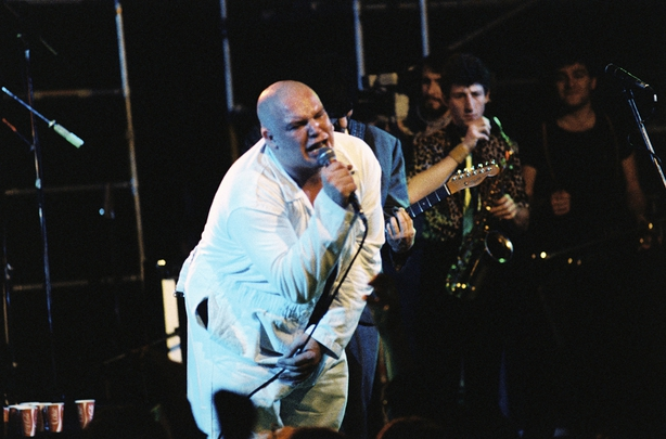 Bad Manners play at Leisureland, Galway (1981)