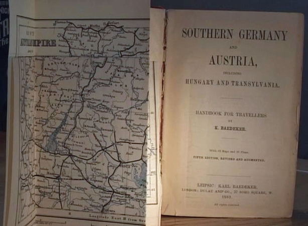 Transylvanian Travel Book