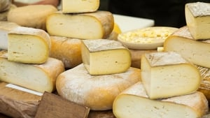 The monks at Citeaux abbey in Burgundy are hoping to sell their 4,000 extra cheeses online