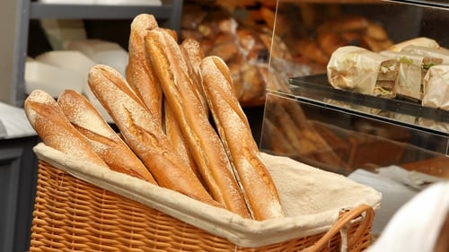 According to data site Planetoscope, some 10 billion baguettes are consumed every year in France - some 320 every second