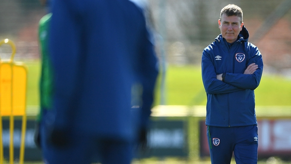 Stephen Kenny knows that Ireland must win to have a chance of qualifying for the World Cup