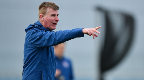 Stephen Kenny is winless in nine matches in charge of the national team