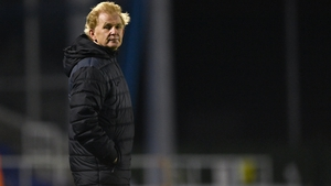 Liam Buckley's Sligo side travel to Longford next Friday night