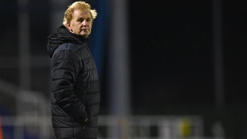 Liam Buckley's Sligo side travel to Longford next Friday night