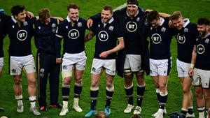 Scotland have now beaten England, France and Wales away in the last six months
