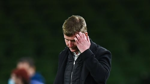 It's not getting any easier for Stephen Kenny
