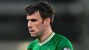Seamus Coleman said Ireland got what they deserved