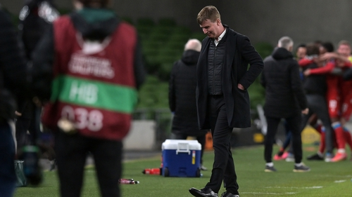 Stephen Kenny has yet to see his side win after ten games in charge