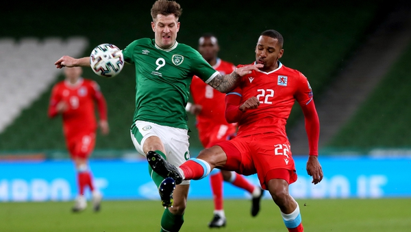 Collins and his Ireland colleagues must now wait until September to reignite this qualifying campaign