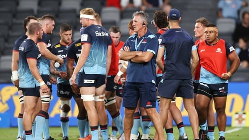 Penney was in the middle of a three-year contract with Waratahs