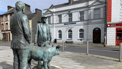 In Ballyhaunis, people are considering what the future may hold