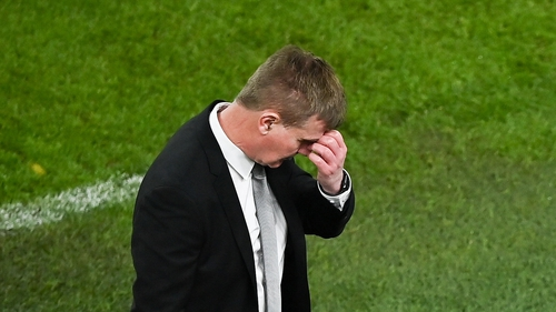 It's all going wrong for Stephen Kenny