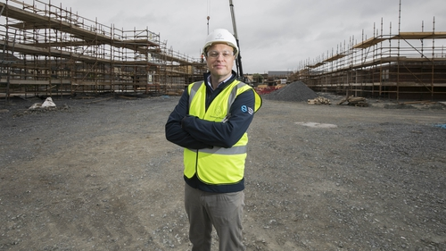 Gleveagh Properties CEO Stephen Garvey