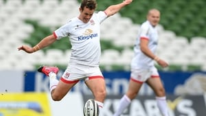 Burns was injured during Ireland's Six Nations camp