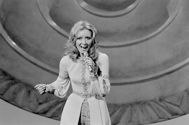 Reino Unido Clodag Rodgers beim Festival de la Canción de Eurovisión (1971)