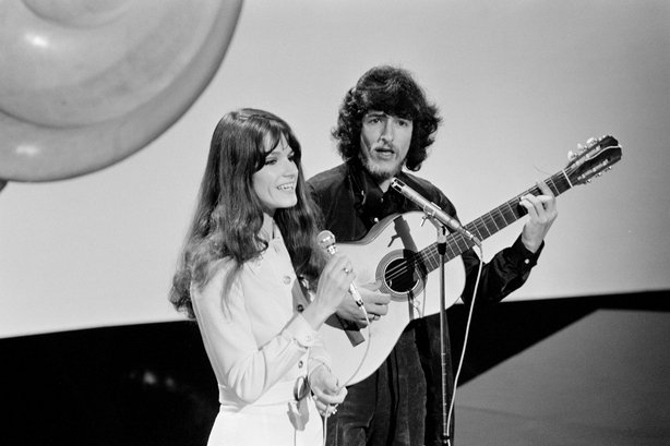 Participantes holandeses en el Festival de la Canción de Eurovisión (1971)