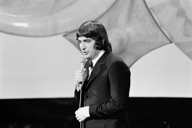 Serge Lama francés en el Festival de Eurovisión (1971)