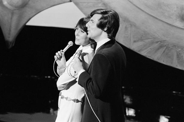 Actor de Bélgica en el Festival de Eurovisión (1971)