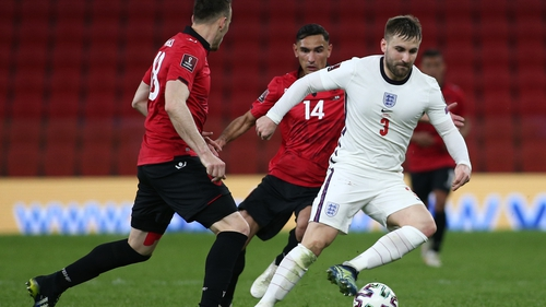 Shaw: 'I've a few massive regrets and I couldn't stop thinking of the mistakes that I made in the past, especially with England...I pulled out of a lot of camps'