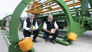 Malone Farm Machinery won the overall Enterprise Ireland Innovation Arena Award last year