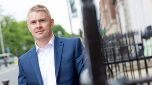 Donal O'Donoghue, President of the National Recruitment Federation (NRF) and Managing Director at global recruitment firm Sanderson