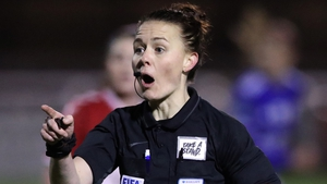 Rebecca Welch will take charge of Harrogate and Port Vale