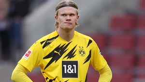 Erling Braut Haaland is a wanted man
