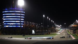 Last weekend's GP in the middle east was the first of the season