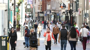 According to the latest figures, there were 166 cases in Dublin (file pic)