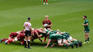 Connacht are expecting a similar challenge at scrum-time and lineout as that posed by Munster