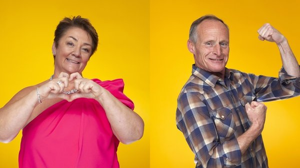 Helen and Ian grub up together on First Dates Ireland