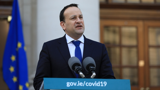 "Vaccine rollout ""still very much on track"" - Varadkar"