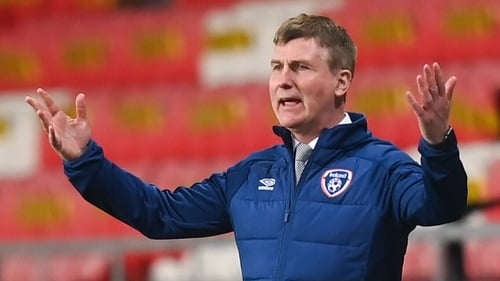 Stephen Kenny hit back at his critics after the game