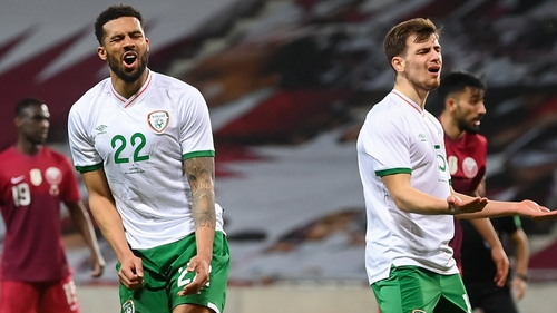 It was a frustrating second half for Ireland in Debrecen