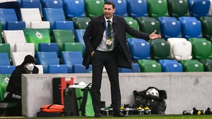 Northern Ireland boss Ian Baraclough is encouraged by the mood in the camp ahead of tonight's clash at Windsor Park