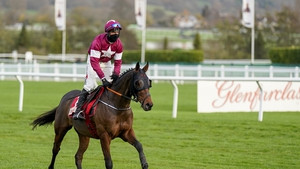 Tiger Roll bounced back to form when winning the Glenfarclas Chase at the recent Cheltenham Festival
