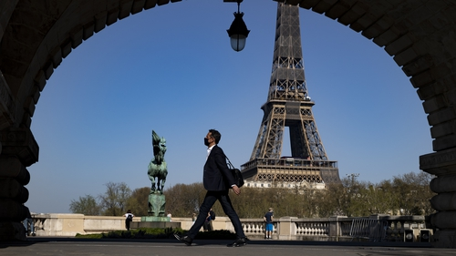The restrictions will be in place across France for at least a month