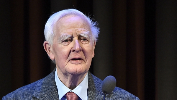 David Cornwell, known to the world as John le Carré, discovered his Irish roots and gained Irish citizenship before he died last year