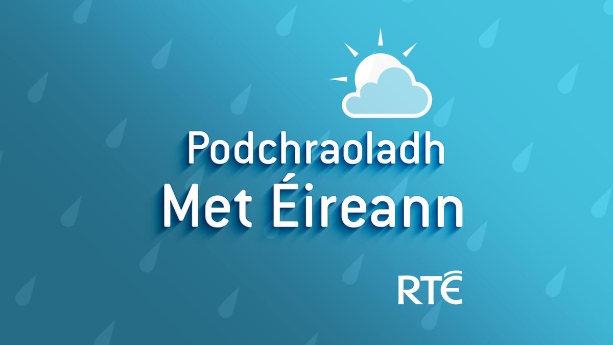 Podchraoladh Met Éireann
