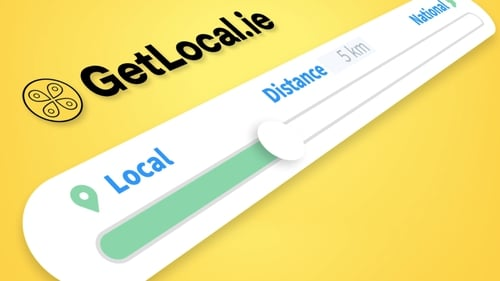 GetLocal.ie connects shoppers and businesses across Ireland