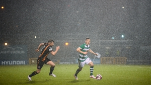 Shamrock Rovers and Dundalk have already clashed in the President's Cup