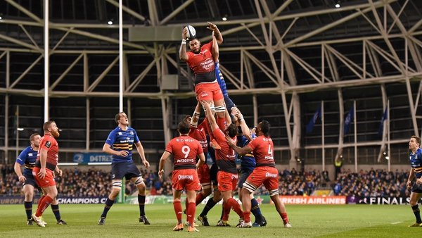 Toulon beat Leinster the last time the sides met, in December 2015