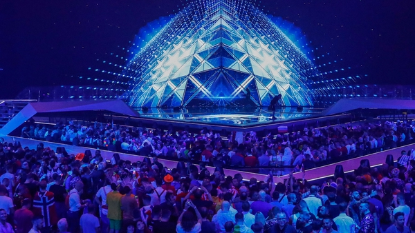 Scenes from Eurovision 2019