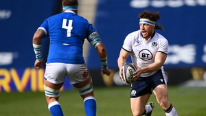 Watson was at pains to credit his Scotland colleagues for