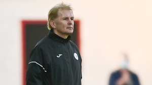 Liam Buckley knows there is more to come from his Sligo Rovers side.