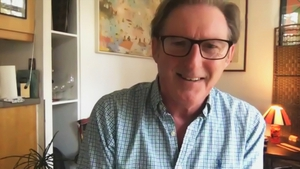 Adrian Dunbar on The Late Late Show