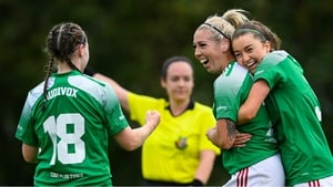Cork City WFC will play their first home game of the season at Turner's Cross today
