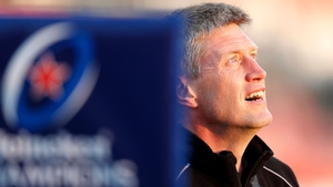 Ronan O'Gara watched his side defeat Gloucester at Kingsholm on Friday night
