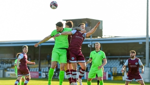 Finn Harps returned to the top of the table after a draw away to Drogheda