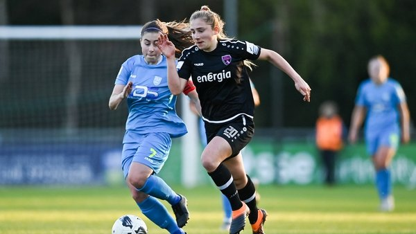 Wexford Youths and DLR Waves shared the spoils
